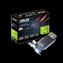 Grafička karta ASUS nVidia GeForce GT 710 SILENT 2GB GDDR5 64bit - GT710-SL-2GD5  Nvidia GeForce GT 710, 2GB, GDDR5, 64bit