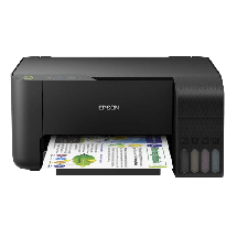 EPSON Štampač EcoTank L3110 ITS/ciss  Inkjet, Kolor, A4, A5, A6, B5, B6, Crna
