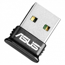 ASUS Mini Bluetooth USB adapter - USB-BT400  Bluetooth, Bluetooth v4.0, USB 2.0, do 3Mbps