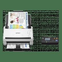 EPSON Skener WorkForce DS-530N  A4 skener, za dokumenta sa ADF-om, do 600 x 600 dpi, USB