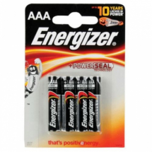 Baterije AAA alkalne LR03G Energizer 25010, 1/4