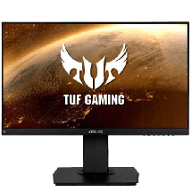 Monitor ASUS Gejming monitor TUF Gaming 23.8 IPS - VG249Q  23.8, IPS, 1920 x 1080 Full HD, 1ms (MPRT - Moving Picture Response Time)