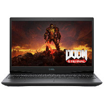 "Laptop DELL G5 15 5500 - NOT15617  15.6"", Intel® Core™ i7 10750H do 5GHz, GeForce RTX 2060, 16GB"