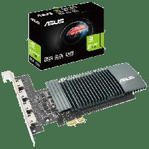 Grafička karta ASUS GeForce GT 710 2GB GDDR5 64-bit - GT710-4H-SL-2GD5  Nvidia GeForce GT 710, 2GB, GDDR5, 64bit