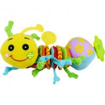 Biba Toys viseća igračka vesela gusenica