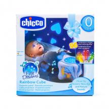 Chicco muzički projektor u obliku kocke (fd)-plavi