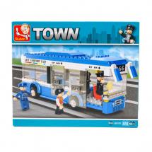 Sluban kocke, autobus, 235 kom