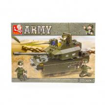 Sluban kocke, M1A2 tenk, 219 kom