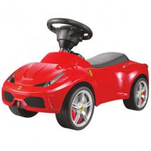 Rastar guralica Ferrari - žut, crv