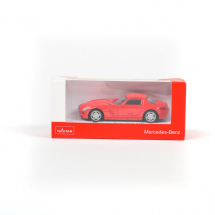 Rastar automobil Mercedes SLS AMG 1:43 - crv