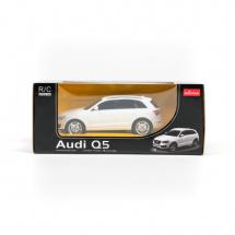 Rastar igračka RC auto Audi Q5 1:24 - crn, bel