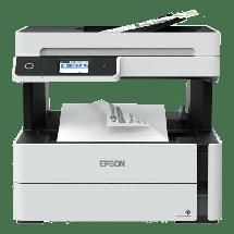 EPSON Štampač M3170 EcoTank ITS  Inkjet, Mono, A4, Bela