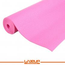 LiveUp Prostirka za vežbanje - PVC, pink - LS3231