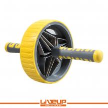 LiveUp Točak za vežbanje - gumirani - LS3371
