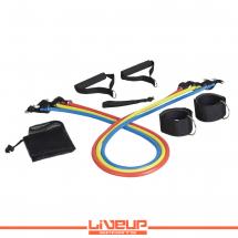 LiveUp Set elastičnih guma za vežbanje - LS3218