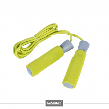 LiveUp Vijača - PVC, zelena - LS3118F