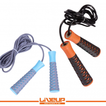 LiveUp Vijača - PVC, narandžasto crna - LS3143