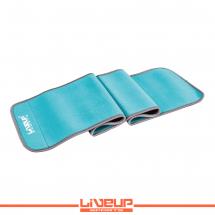 LiveUp pojas za mrsavljenje, plavi - LS3032B