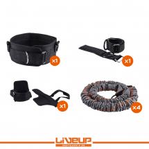 LiveUp Set za trening 3 - LS3664