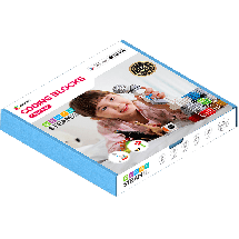 Cubroid Coding Block Starter Kit – Edukativni SET za STEAM obrazovanje