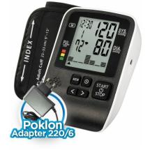 Aparat za merenje krvnog pritiska Auron HL 888UA  + poklon adapter 220/6