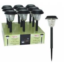 Baštenska solarna lampa, LED 80-808000