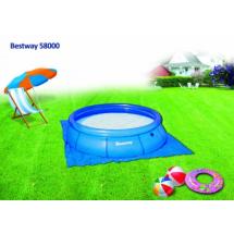 Prostirka za bazen Bestway 2,74m x 2.74m , 58000