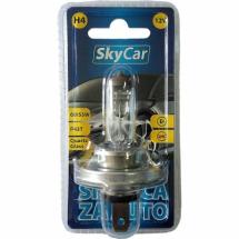 Auto sijalica SkyCar H4 12V 60/55W P43T E4, 1010161