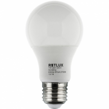 Sijalica LED Retlux, E27, 7W, toplo bela