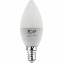 Sijalica LED Retlux E14, 6W,  toplo bela
