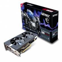 B-Roba Grafička kartica AMD Radeon RX 580 Sapphire NITRO+ 4GB GDDR5, 2xHDMI/2xDP/256bit/11265-07-20G
