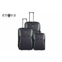 Kofer Enova Madrid srednji, crna