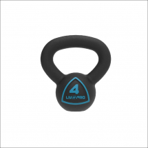 LivePro Kettlebell (Rusko zvono) - 4 kg - LP8041