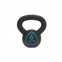 LivePro Kettlebell (Rusko zvono) - 6 kg - LP8041