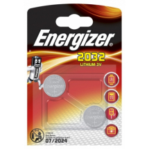 Baterije litijum CR2032 Energizer 26760, 1/2