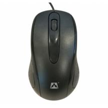 Miš USB, Jetion JT-DMS030, Optički,1000dpi, Crna