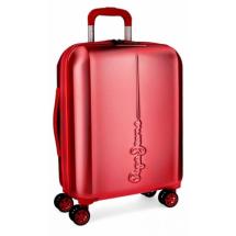 Kofer Pepe Jeans Cambridge veliki, crvena