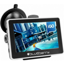 "Auto navigacija Blueberry 2GO447 GPS, 4.3"" LCD,8GB, MediaTek 3353/800MHz"