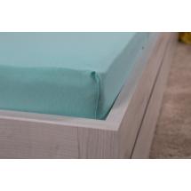 Navlaka za dušek Stefan, žersej  160x200, plava