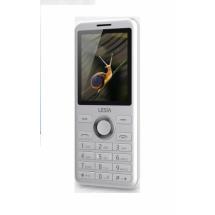 """Mobilni telefon Lesia P8 Prime DS srebrni, 2.4"""", 1000mAh, Kamera"""