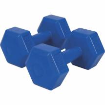 Teg Amila 2x2kg plastificirani plavi, 44531