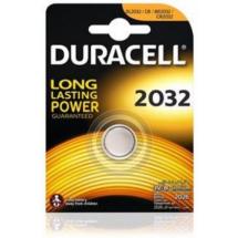Baterije CR2032 litijum Duracell Coin 508263, 1/2