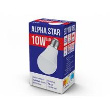 Sijalica LED Alpha Star E27, 10W, toplo bela