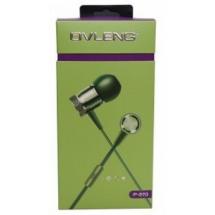 Bubice sa mikrofonom Ovleng ETTE IP370, zelene