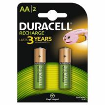 Punjive baterije AA Duracell 1300mAh 508145, 2kom