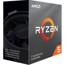 Ryzen 5 3600X Hexa Core procesor 3.8GHz (4.4GHz) socket AM4 Box
