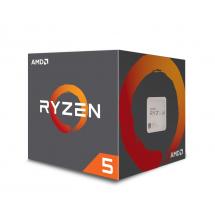 Ryzen 5 2600X 6 cores 3.6GHz (4.2GHz) Box