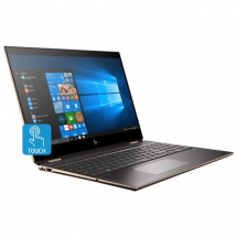 """Spectre x360 15-df0007na (5KU46EA) 2u1 laptop 15.6"""" UHD touch Intel Quad Core i7 8565U 16GB 256GB SSD GeForce MX150 Win10 sivi 6-cell"""
