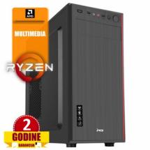 PCP Hunter II, AMD Ryzen 3 3200G/8GB/SSD 240GB/HDD 500GB/RX560 4G