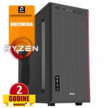 PCP Tech II, AMD Ryzen 5 3400G/8GB/SSD 240GB/Radeon Vega 11